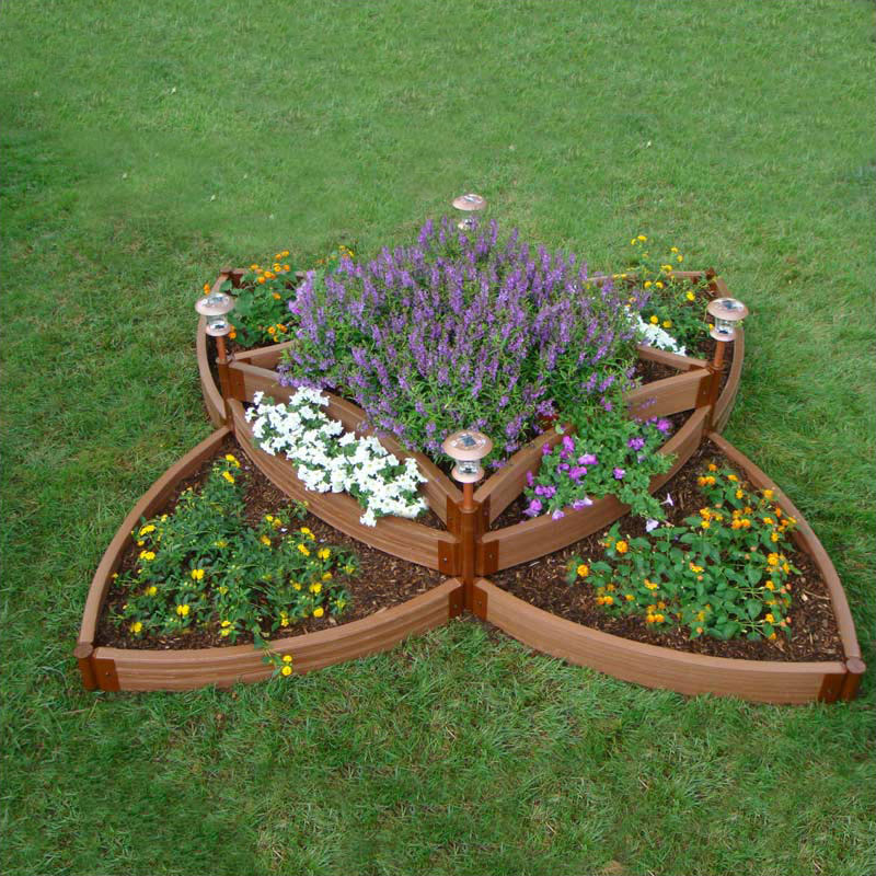Designer Shaped Raised Gardens