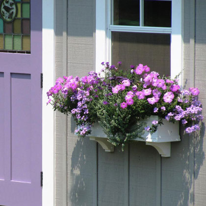 Self Watering Window Boxes