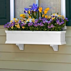 """Laguna Premier Window Box w/ """"Easy Up"""" Cleat Mounting System  ON SALE!"""