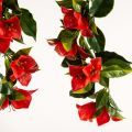 UV Protected Artificial Bougainvillea Vines - Red