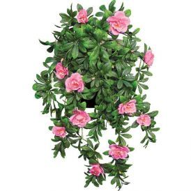 "34"" INDOOR Artificial Azalea Vines - 4 Colors"