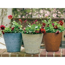 8in. Naples Planter