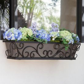 Regalia Decora Window Boxes With Metal Liners