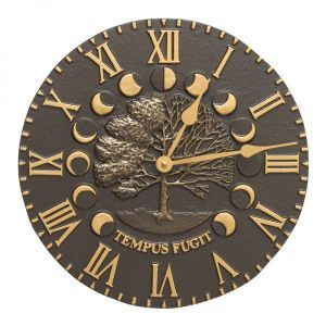 "12"" Times & Seasons Clock"