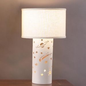"12.5"" Milky Way Children's Table Lamp"