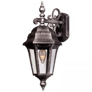 Ambergate Line Voltage Top Mount Porch Light Fixture