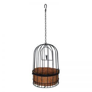 12in. Aviary Hanging Basket