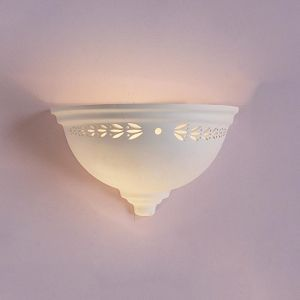 "14"" Roman Crown Traditional Bowl Sconce"