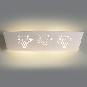 "23.5"" Floral Bouquet Vanity Light"
