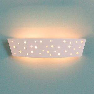 "23.5"" Illuminated Orb Ceramic Vanity Light"