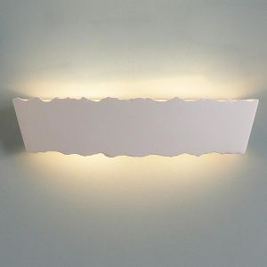 "23.5"" Rough Around the Edges Contemporary Vanity Light"
