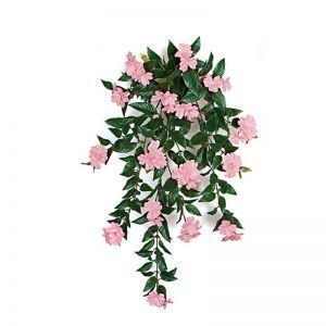 "30"" Outdoor Artificial Impatiens Vine"