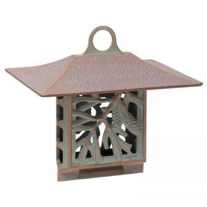 Pinecone Suet Bird Feeder