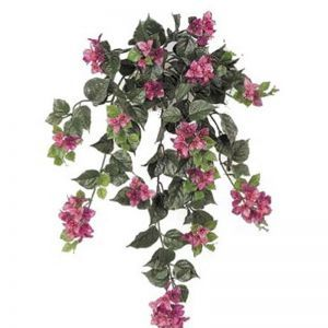Outdoor Artificial Bougainvillea Vines - 6 Colors