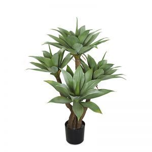 4' Artificial Outdoor Rated Agave Tree