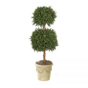 4' Boxwood Ball Topiary - Indoor