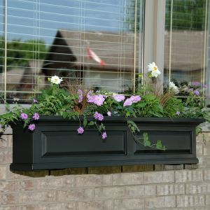 Presidential Window Boxes - Black