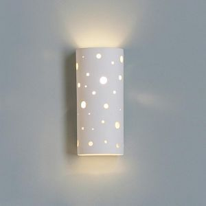 """5"""" Glowing Spheres Contemporary Wall Sconce"""