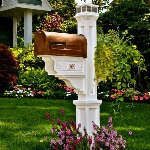 Dawson Plus Mail Post