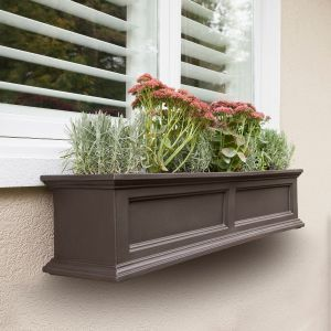 The Prestige Window Box - Four Colors To Choose From!