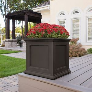 Prestige 20x20 Patio Planter - Choose 4 Colors