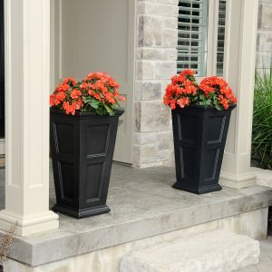 Prestige Tall Patio Planters - 3 Colors