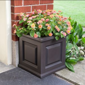 Presidential Square Patio Planters - 4 Colors
