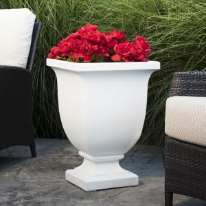 Julian 26 inch Tall Urn Planter - Choose from 3 Colors