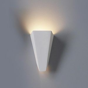 "6"" Classic Torch Ceramic Wall Sconce"