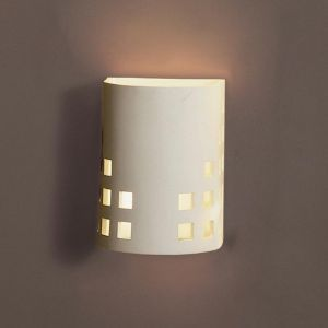 "7""  City Lights Contemporary Sconce"
