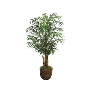 Areca Palm Tree - 8 High - Artificial