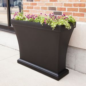 Bloomington Trough Planter - 3 Colors