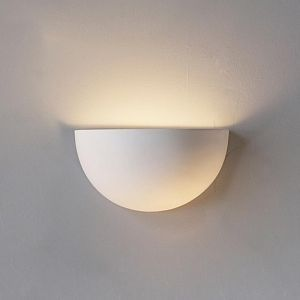 "9.5""  Deep Bowl Wall Sconce"