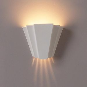 "9.5""  Landmark Geometric Wall Sconce"