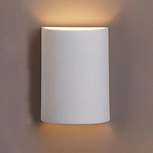 """9""""  Contemporary Cylinder Wall Sconce"""
