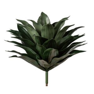 28 inch Tall Outdoor Rated Artificial Agave Plant