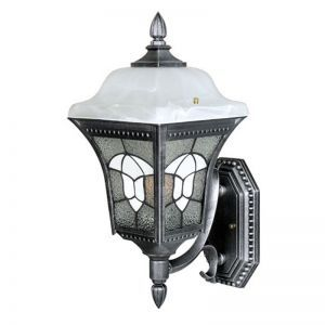 Amberley Line Voltage Bottom Mount Porch Light Fixture