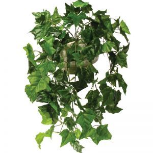 8.5in. Artificial English Ivy Hanging Vine, Outdoor Rated