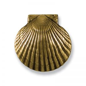 Bay Scallop Door Knocker