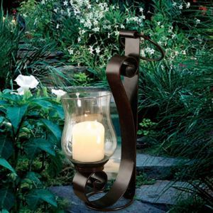 Boston Sconce Candle Holder