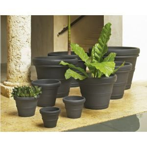 "Belaire 35"" Planter - Choose from 5 Colors"