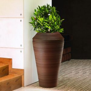 Danbury 3ft Tall Planter - Choose from 3 Colors
