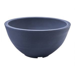 Devondale 34in. Round Planter - Choose from 5 Colors