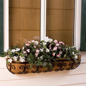 Deluxe Mariposa Window Boxes w/ Liner