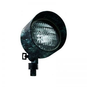 Directional LED Floodlight with Hood - 3 Finish Options