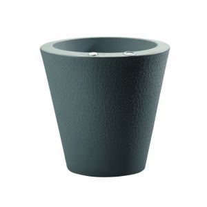 Pinpoint Self-Watering Tapered Planter -Choose from 7 Colors and 3 sizes