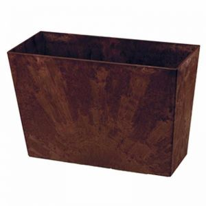 Eloquence Long Rectangular Planter - Teak