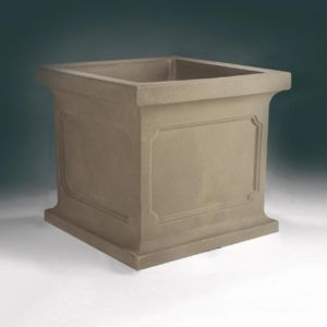 "Estancia 24"" Square Planter"