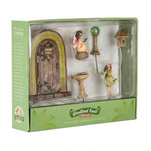 Fairy Garden Kit w/ Mystical Fairies
