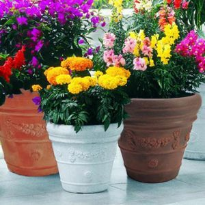 Fieldfare Planters - Choose from 3 Colors and 5 Sizes